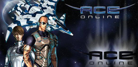 Ace Online MMO game