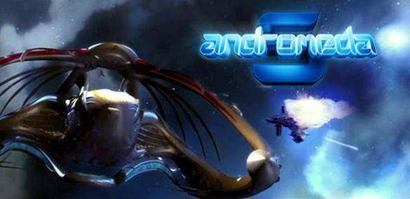Andromeda 5 MMO game
