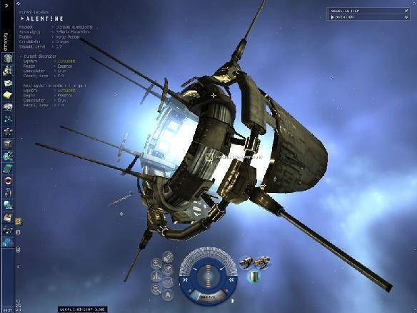 EVE Online Space Game
