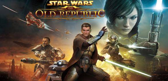 Star Wars The Old Republic MMO game